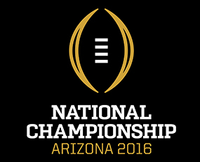 2016 bcs national championship college football championship score