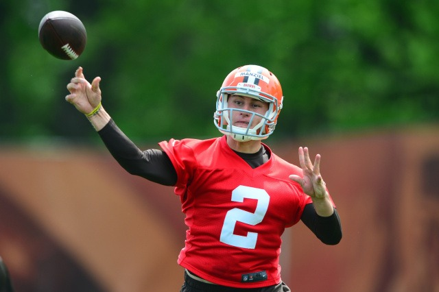 Thinking Out Loud — Johnny Manziel