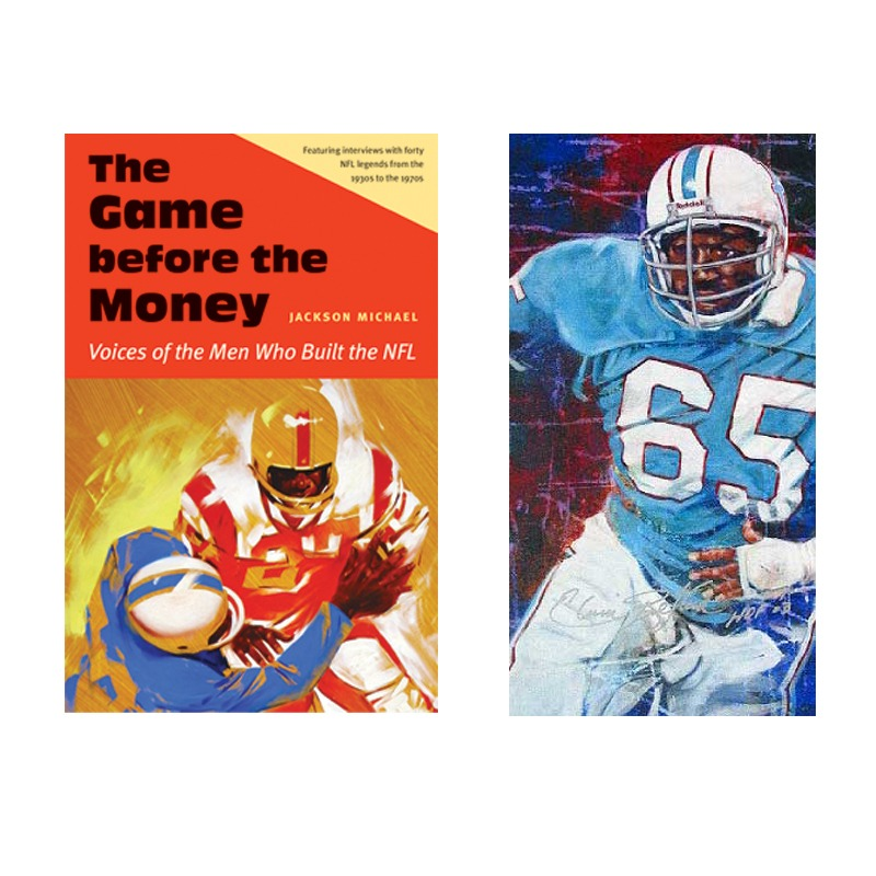 Autographed – Book and Elvin Bethea Print Gift Set