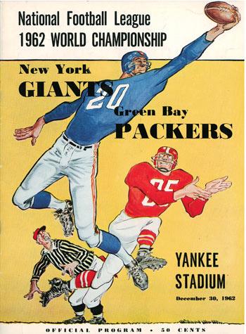 Classic NFL Games — 1962 NFL Championship — Second Half