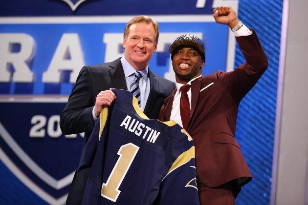 A Brief History of — The NFL Draft