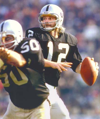 Thinking Out Loud: Ken Stabler and the Pro Football Hall of Fame
